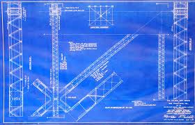arader galleries blueprints of a landmark