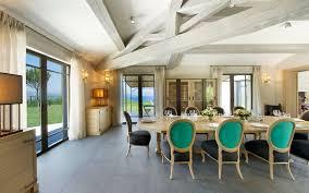 formal dining natural light interior design ideas