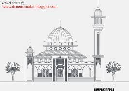 design masjid indah 60 desain masjid minimalis modern sesuai dengan syariat islam