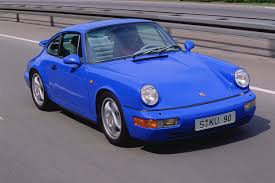classic porsche models model guide the 964 was a new 911 with classic looks porsche