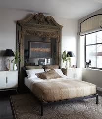 Iron And Wood Headboards by Rustic Wood And Iron Headboards U2013 Home Improvement 2017 Making