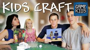 kids craft wood transfer youtube