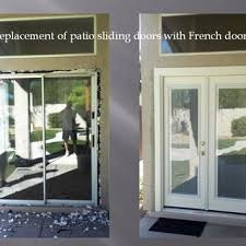 Removing Sliding Patio Door Replace Sliding Door With Doors Handballtunisie Org