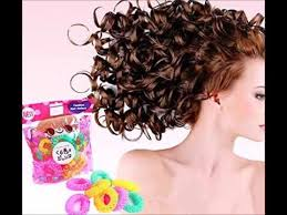 plastic hair onwon new magic doughnut donut plastic hair curler curl ringlets