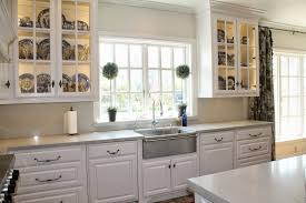 Kitchen Cabinet Desk by Eleven Gables Hidden Appliance Cabinet And Desk Command Center In
