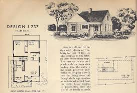 vintage house plans 1954 1 1 2 story homes antique alter ego