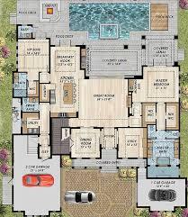high end home plans plan 31838dn high end florida house plan florida house plans