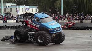 monster truck jam videos bigfoot videos truck atamu atlanta motorama to reunite generations