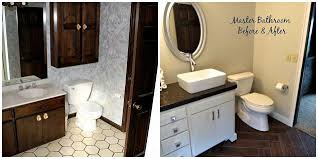 Bathroom Before And After Bathroom Remodels Before And After Home Design Ideas