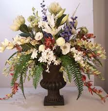 artificial floral arrangements silk floral arrangements artificial tropical flowering plants