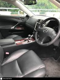 lexus in singapore buy used toyota lexus is250 auto luxury car in singapore 52 600