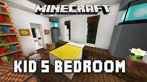 Modern House Furniture Minecraft Tutorial How To Build A Modern House Ep 10 Kids