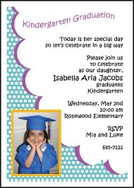free graduation wordings for 99 preschool kindergarten announcements