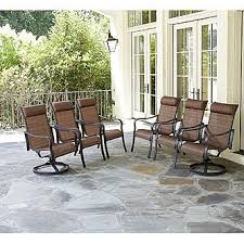 patio table with removable tiles jaclyn smith marion 7 piece patio dining set limited availability
