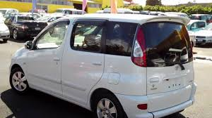 motor cars toyota 2005 toyota funcargo travelled 39 460 km for sale at rod milner