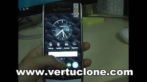 vertu phone 2016 vertu signature touch version luxury vertu phone 4g lte octa