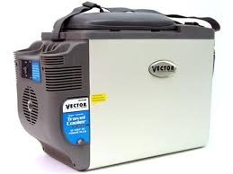 Vector 17 liter travel cooler warmer console
