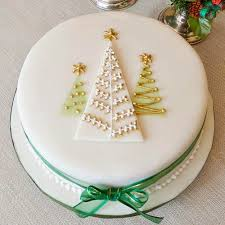 christmas cake decorating mums make lists