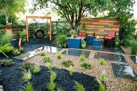 adults and kids alike can enjoy this backyard which features a