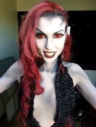 Halloween Costumes Red Hair 25 Vampire Halloween Costumes Ideas Halloween