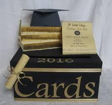 graduation card box ideas graduation card party box 2016 graduation by creativecreationsmc