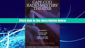free download title cape cod radio mystery theater vol i full