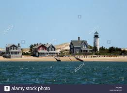 sandy neck colony cottages and sandy neck lighthouse cape cod