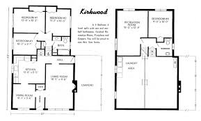 front to back split level house plans mid century modern and 1970s era ottawa a bright idea the front