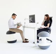 Ergonomic Chair And Desk Ballo From Humanscale A New Movement In Seating