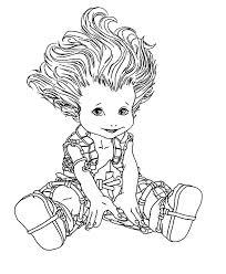 cute prince betameche arthur minimoys coloring