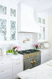 Glamorous Vintage Feel Kitchen Design With Marble Countertop Over 1592 Best Decor Kitchen Glamorous Images On Pinterest Dream