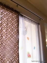 Interiors Patio Door Curtains Curtains by Patio Doors Archaicawful Curtain Rod Patio Door Photos Design