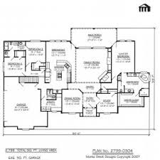 house plans with kitchen in front extraordinary 4 house plans with large kitchens and porches