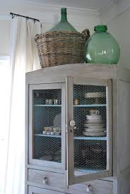 Dining Room Armoire by Lisa Gabrielson Design Our Collected Home Part One