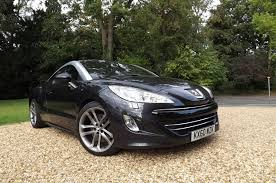 2010 peugeot for sale used 2010 peugeot rcz hdi gt for sale in cambs pistonheads