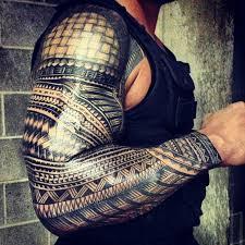 tags sleeve tattoos cool design