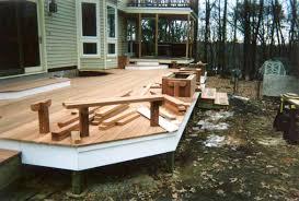 Deck Planters And Benches - deck planters and benches iimajackrussell garages best deck