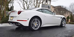 Ferrari California White With Red Interior - road test review 2016 ferrari california t