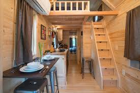 tiny house village offers rentals to try