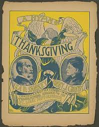 thanksgiving united states