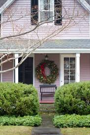 Patio Latern Holiday Decor Xmas Wreath Ideas With Roof Styles And Flagstone