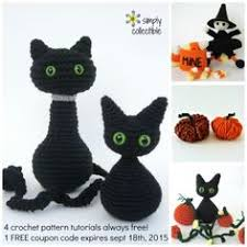 amigurumi witch pattern free 4 adorable halloween crochet patterns by