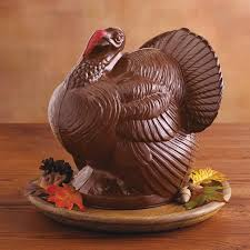 thanksgiving turkey centerpiece chocolate turkey thanksgiving centerpiece the green