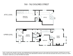 Joseph Eichler Floor Plans by Eureka Valley Home With Jaw Dropping Attic Loft Asks 3 9