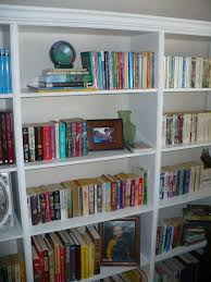 Walmart Bookshelves Turn Cheap Walmart Bookcases Into Built Ins Diy Home Projects