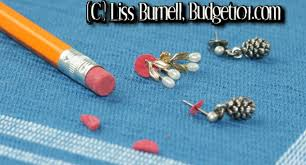 lost earrings simple fix for lost earring backing tips tricks for