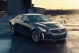 2016 cadillac cts v pricing for sale edmunds