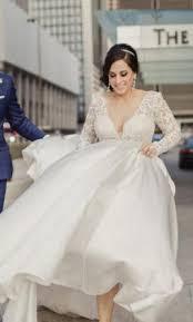 pnina tornai 4422 4 225 size 12 used wedding dresses