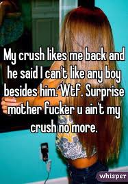 Surprise Mother Meme - crush likes me back and he said i can t like any boy besides him wtf