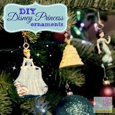 diy disney princess ornaments disney diy pinterest ornament